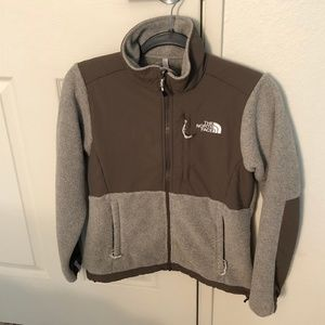 Tan North Face Denali Jacket